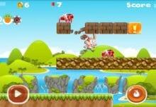 لعبة قلعة الأرنب مغامرات الارنب ماريو