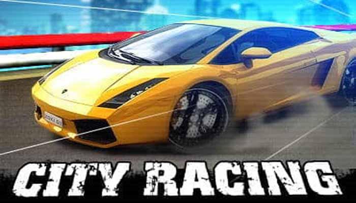 تحميل لعبة City Racing