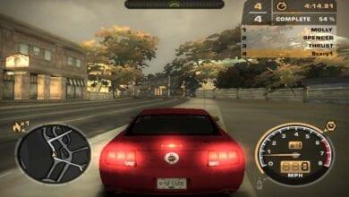 تحميل لعبة Need For Speed Most Wanted