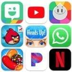 افضل 5 برنامج متجر التطبيقات