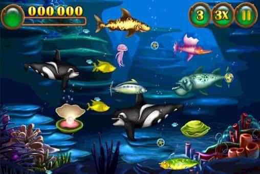 تحميل لعبة السمكة الجائعة