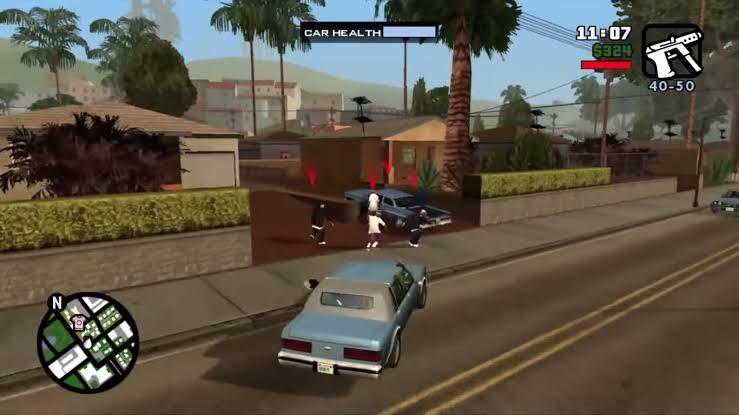 تحميل لعبة جاتا سان اندرس الاصلية للكمبيوتر مجانا