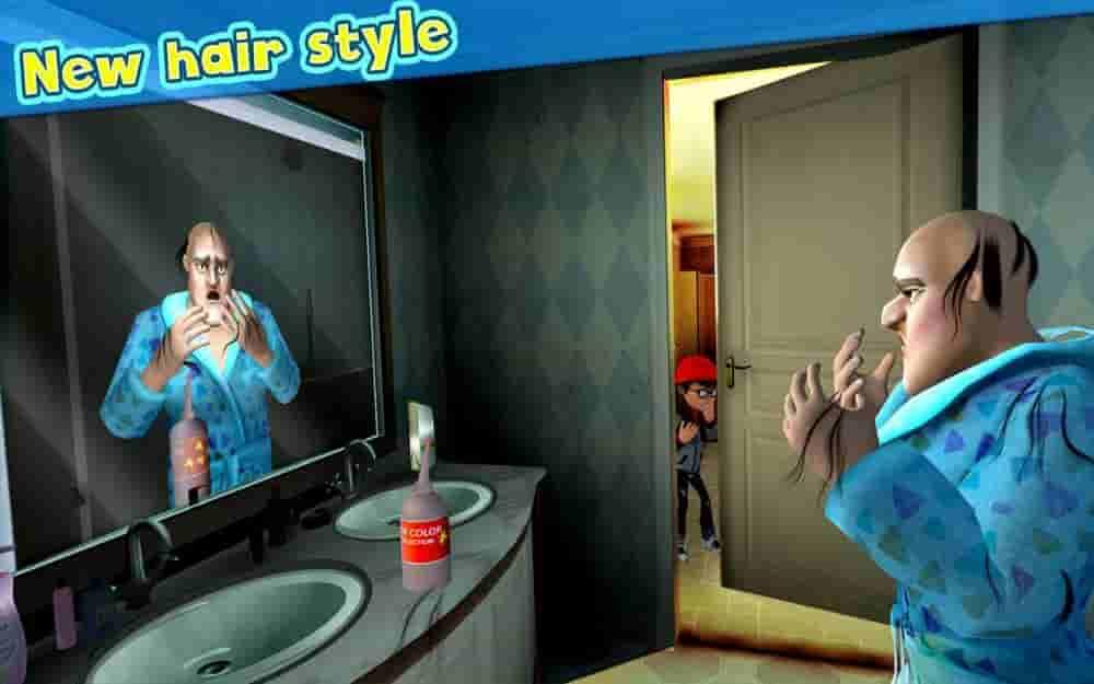 لعبة المعلمة الشريرة Scary Teacher 3D