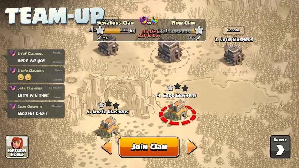 أبطال جدد في لعبة Clash of Clans