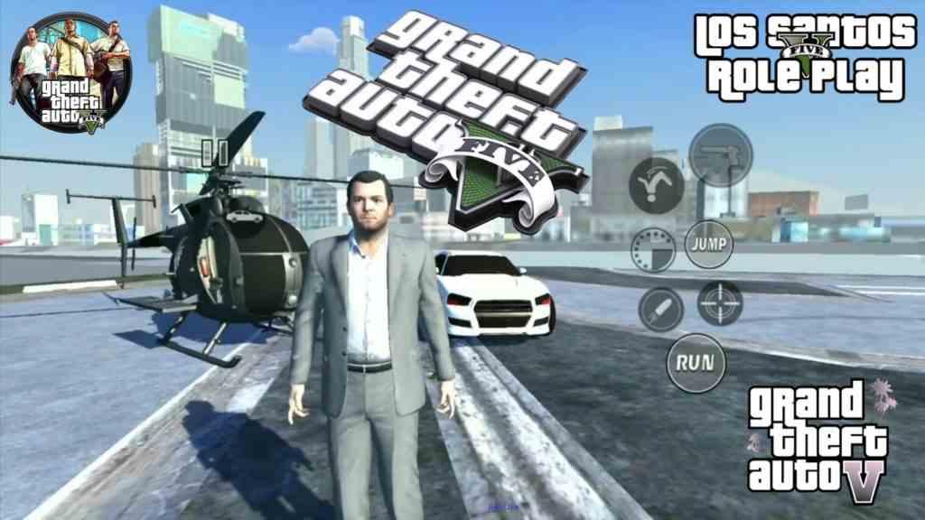 Grand Theft Auto V Lite APK