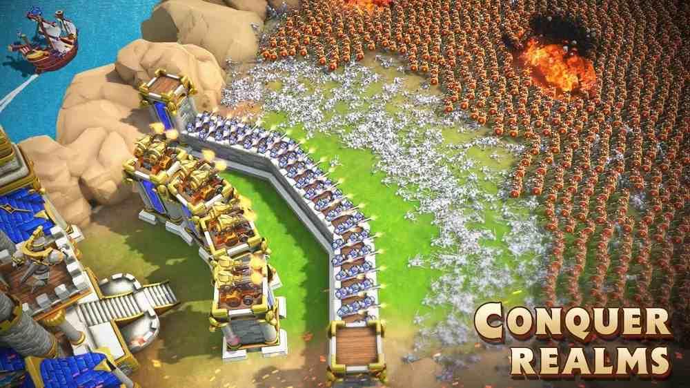 تخطيط المعركة في لعبة لوردس موبايل