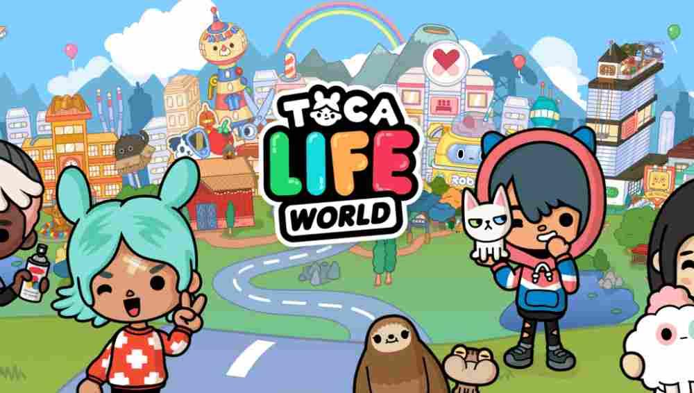 لمحة عن لعبة Toca life World