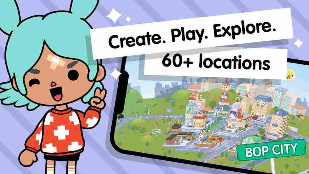 مواقع لعبة Toca life World حول العالم