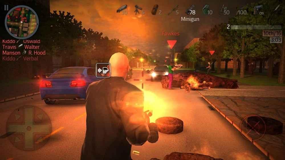 لعبة Payback 2 للموبايل مجانا